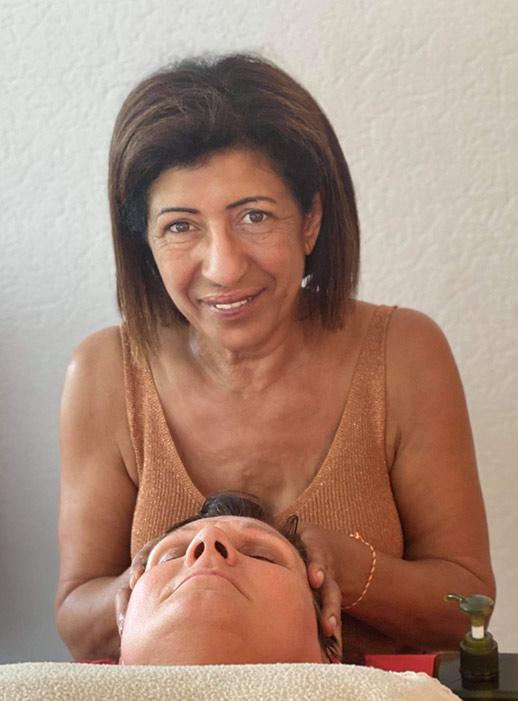 Reiki LaHoChi soins énergétiques holistiques Djamila Rey Genève Meyrin