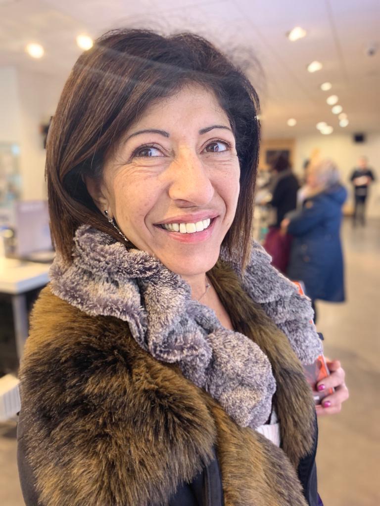 Djamila Rey soins énergétiques holistiques Genève
